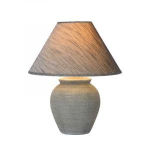 Lucide Tafellamp Ramzi Grijs 47507/81/36
