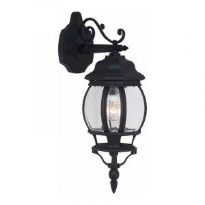 Brilliant Wandlamp Istria Zwart 48682/06
