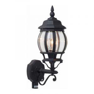Brilliant Wandlamp met sensor Istria Zwart 48697/06