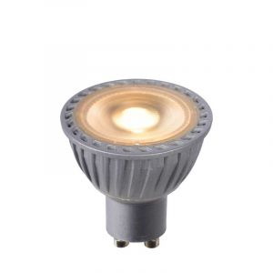 Lucide LED Reflectorlamp (PAR16) Grijs GU10 5 Watt