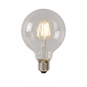 Lucide Filament LED Globelamp (G95) Helder E27 5 Watt