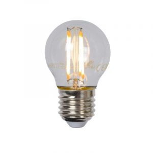 Lucide Filament LED Kogellamp (P45) Helder E27 4 Watt