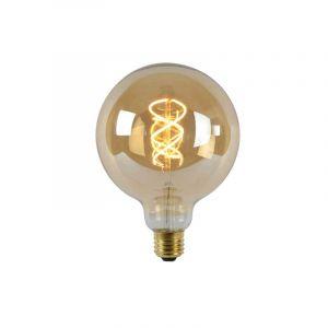 Lucide Filament LED Globelamp (G125) Amber E27 5 Watt