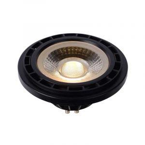 Lucide LED Spotlamp (AR111) Zwart GU10 12 Watt
