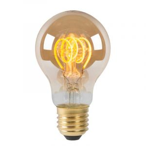 Lucide Filament LED Standaardlamp (A60) Amber E27 5 Watt