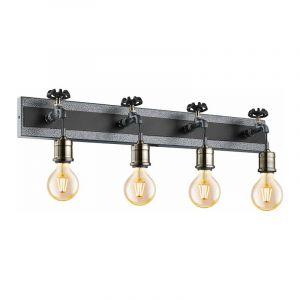 Eglo Wandlamp Goldcliff Zilver 49104