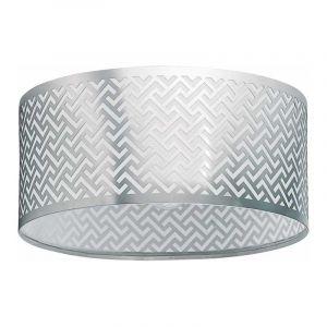 Eglo Plafondlamp Leamington Nikkel 49161
