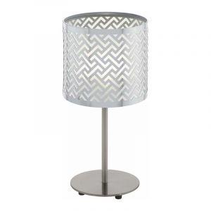 Eglo Tafellamp Leamington Nikkel 49167