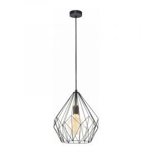 Eglo Hanglamp Carlton Zwart 49257