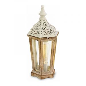Eglo Tafellamp Kinghorn Wit 49278