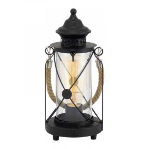 Eglo Tafellamp Bradford Zwart 49283
