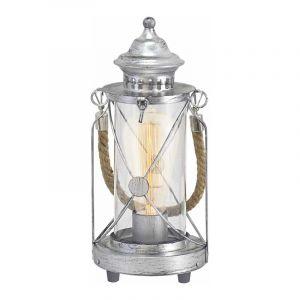 Eglo Tafellamp Bradford Zilver 49284