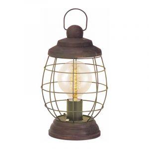 Eglo Tafellamp Bampton Bruin 49288