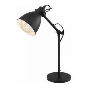 Eglo Tafellamp Priddy Zwart 49469
