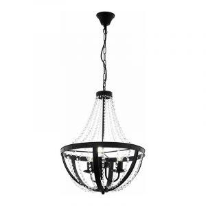 Eglo Hanglamp Barnaby Zwart 49539