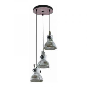 Eglo Hanglamp Barnstaple Bruin 49647