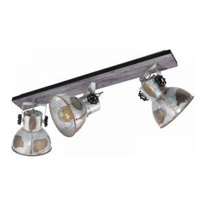 Eglo Spotlamp Barnstaple 3-lichts Bruin 49652
