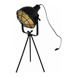 Eglo Tafellamp Cannington Zwart 49673