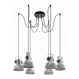 Eglo Hanglamp Barnstaple Bruin 49732