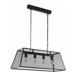 Eglo Hanglamp Amesbury Zwart 49799