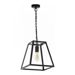 Eglo Hanglamp Amesbury Zwart 49882