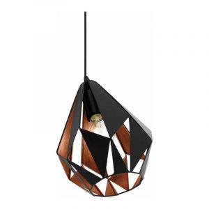 Eglo Tafellamp Carlton Zwart 49993