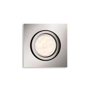Philips Inbouwspot Donegal Mat-chroom 5040117PN