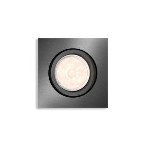 Philips Inbouwspot Donegal Grijs 5040199PN