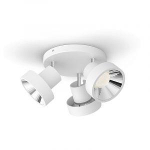Philips Spotlamp Bukko 3-lichts Wit 5060331P0