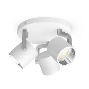 Philips Spotlamp Byrl 3-lichts Wit 5067331P0
