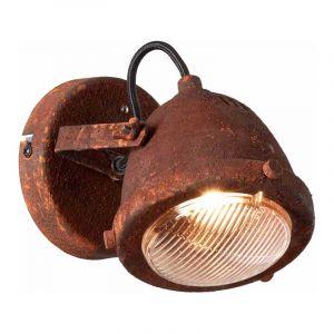 Brilliant Wandlamp Carmen Roest G55410/55