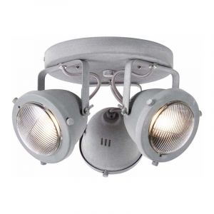 Brilliant Spotlamp Carmen 3-lichts Beton G55434/70