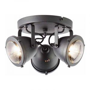 Brilliant Plafondlamp Carmen Zwart 55434/86