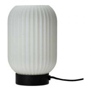 Dyberg Larsen Tafellamp Riflet Wit 7107