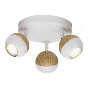 Brilliant Plafondlamp Scan Wit G59434/75