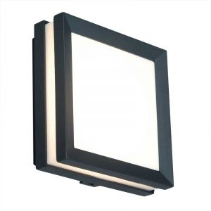 KS verlichting Plafondlamp Vision Antraciet 6097