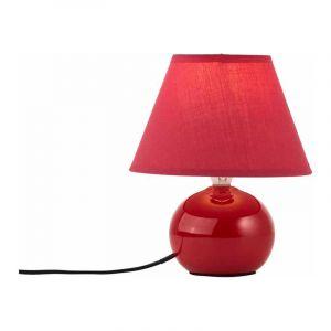 Brilliant Tafellamp Primo Rood 61047/01