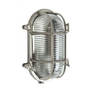 KS verlichting Wandlamp Nautic Nikkel 6622