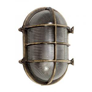 KS verlichting Wandlamp Nautic Brons 6623
