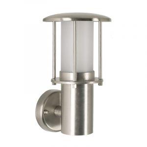 KS verlichting Wandlamp Resident Nikkel 6640