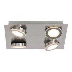 Brilliant Plafondlamp Champion Chroom G69335/13