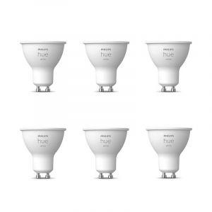 Philips Hue White GU10 Losse Lamp met Bluetooth