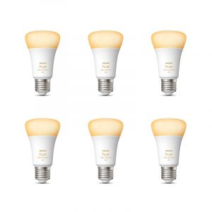 Philips Hue White Ambiance E27 Losse Lamp met Bluetooth