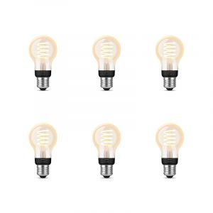 Philips Hue Filament White Ambiance E27 standaardlamp A60