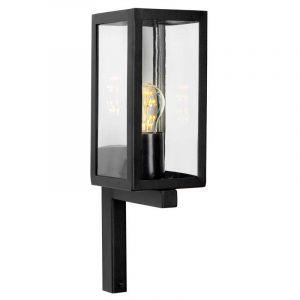 KS verlichting Wandlamp Huizen Zwart 7003D4