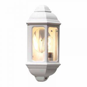 Konstsmide Wandlamp Cagliari Wit 7011-250