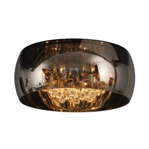 Lucide Plafondlamp Pearl Chroom 70163/06/11