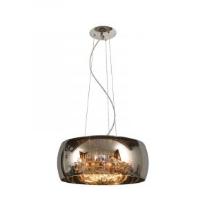 Lucide Hanglamp Pearl Chroom 70463/06/11
