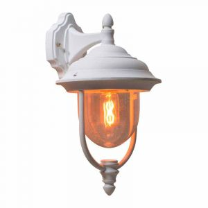 Konstsmide Wandlamp Parma Wit 7222-250