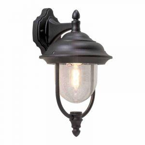 Konstsmide Wandlamp Parma Zwart 7222-750